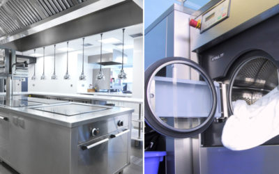 Kitchens/Cleaning
